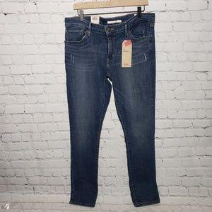 Levis 711 Skinny Jean size 16 medium